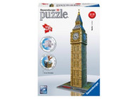 Ravensburger - Big Ben 3D Puzzle 216pc RB12554-8
