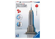 Empire State Building 3D Jigsaw Puzzle 216 piece RB12553-1