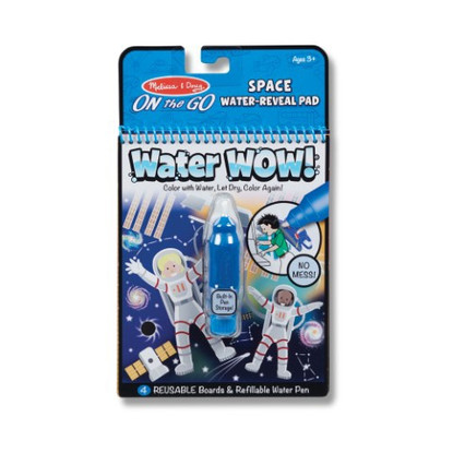 Melissa & Doug - On The Go- Water Wow! - Space