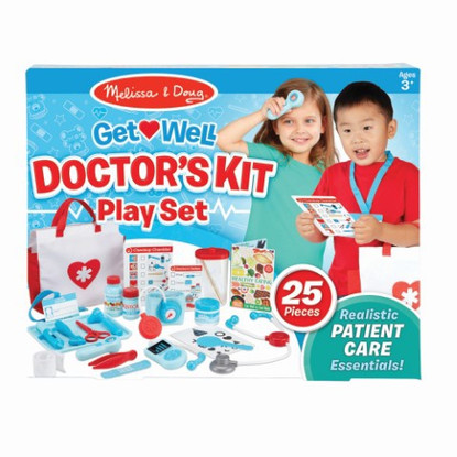 Melissa & Doug - Get Well Doctor's Kit Play Set