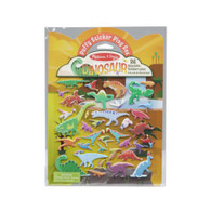 Melissa & Doug - Reusable Puffy Sticker Play Set - Dinosaurs