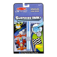 Melissa & Doug - On The Go - Surprize Ink! - Vehicles