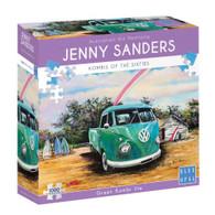 Blue Opal - Green Kombi Ute 1000 pience Jenny Sanders BL02041