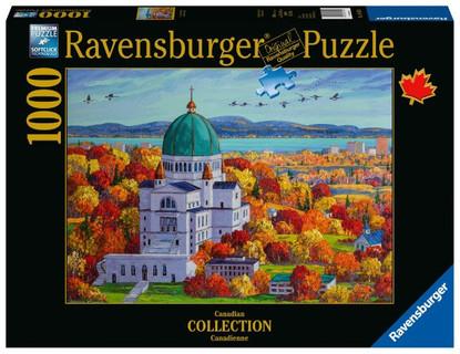 Ravensburger - St. Joseph's Oratory 1000pc Jigsaw Puzzle RB16482-0