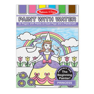 Melissa & Doug - Paint with Water - Princess MND4166