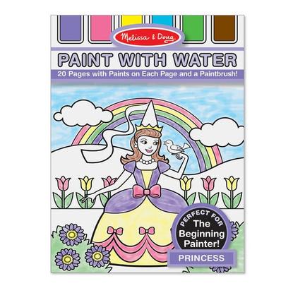 Melissa & Doug - Paint with Water - Princess MND4166