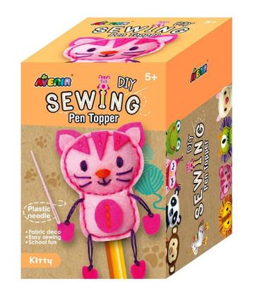 Avenir - Sewing Pen Topper - Kitty