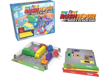 ThinkFun - My First Rush Hour TN5090