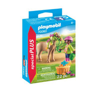 Playmobil - Girl with Pony - Special Plus PMB70060