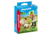 Playmobil - Farmer with Sheep Special Plus PMB9356