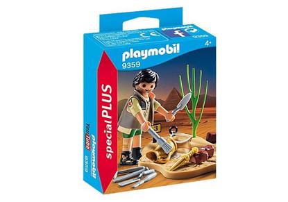 Playmobil - Archeologist Special Plus PMB9359