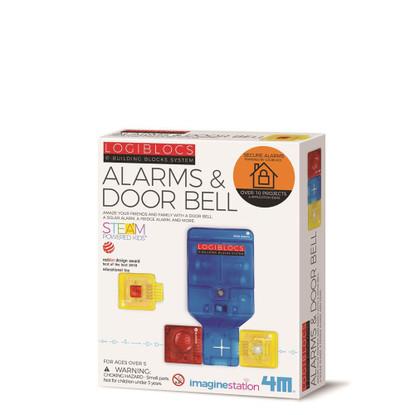 - Logiblocs - Alarm and Door Bell