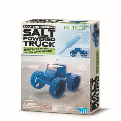 Green Science - Salt Powered Truck