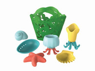 Green Toys - Tide Pool Set - Green GY077