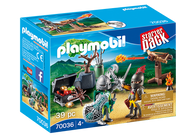 Playmobil - StarterPack Knight's Treasure Battle PMB70036