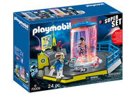 Playmobil - SuperSet Galaxy Police Rangers PMB70009