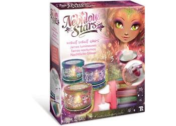 Nebulous Stars - Night Light Jars