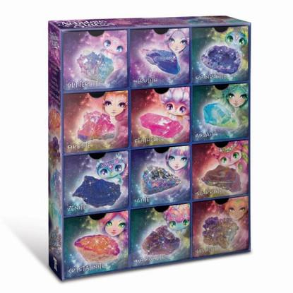 Nebulous Stars - Stellar Stones Collection Box w/ 2 stones