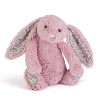 Jellycat - Blossom Bashful Tulip Pink Bunny - Small