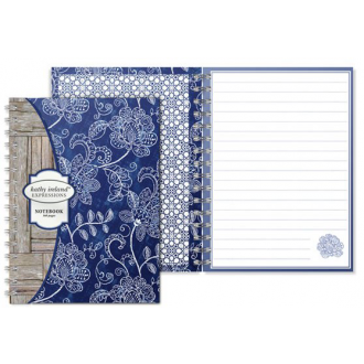 Barrington Court Spiral Notebook - Kathy Ireland