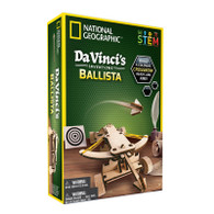 Da Vinci's Inventions Ballista- National Geographic