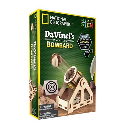 Da Vinci's Inventions Bombard - National Geographic