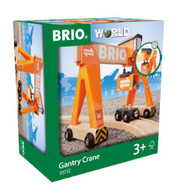 BRIO - Gantry Crane 4 pcs BRI33732
