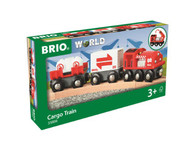 BRIO - Cargo Train 7pcs BRI33888