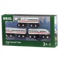 BRIO - High Speed Train 3 pcs BRI33748