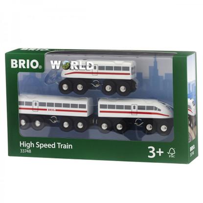 BRIO - High Speed Train 3 pcs BRI33748