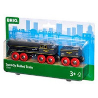 BRIO - Speedy Bullet Train 2 pieces BRI33697