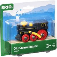 BRIO - Old Steam Engine BRI33617