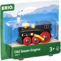 BRIO - Old Steam Engine BRI33617
