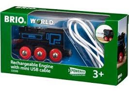 BRIO - Rechargeable Engine with Mini USB Cable BRI33599
