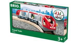 BRIO - Travel Train 5 pieces BRI33505