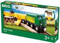BRIO - Farm Train BRI33404