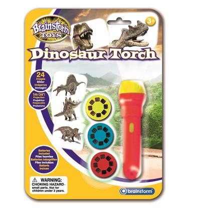 Dinosaur Torch & Projector - Brainstorm