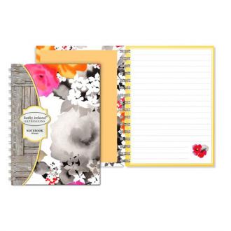 Wild Flower Notebook - Kathy Ireland