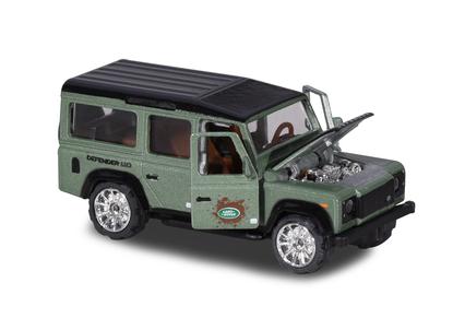 Majorette - Land Rover Defender 110 Green