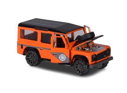 Majorette - Land Rover Defender 110 - Orange