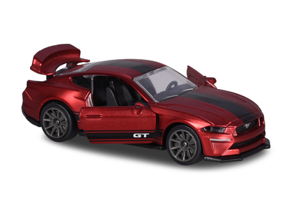 Majorette - Ford Mustang GT- Red