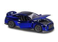 Majorette - Nissan GT-R Metalic Blue