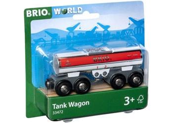 BRIO - Vehicle Safari Tank Wagon BRI33472