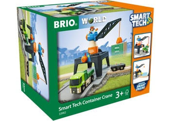 BRIO - Smart Tech Smart Tower Crane BRI33962