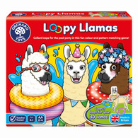 Orchard Game - Loopy Llamas OC099
