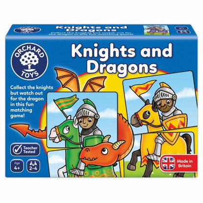 Orchard Game - Knights And Dragons OC096