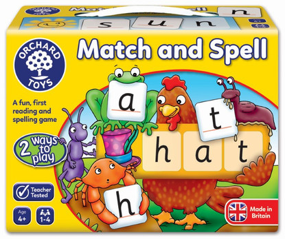 Orchard Game - Match and Spell OC004