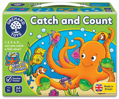 Orchard Game - Catch And Count OC002