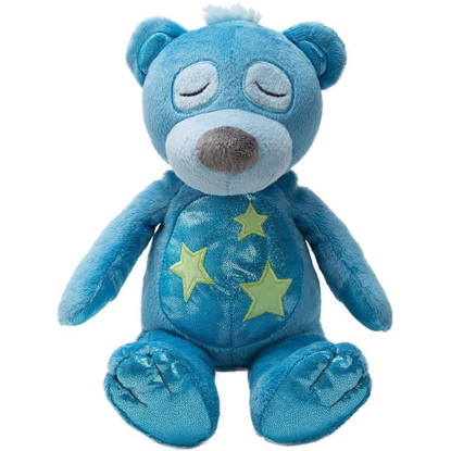 Bed Time Buddies Bear - Snoozy - Glow in the Dark