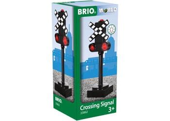 BRIO - Tracks Crossing Signal BRI33862
